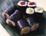 Основы приготовления суши