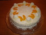 Торт Рафаэло