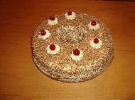 Торт  Франкфурский венок