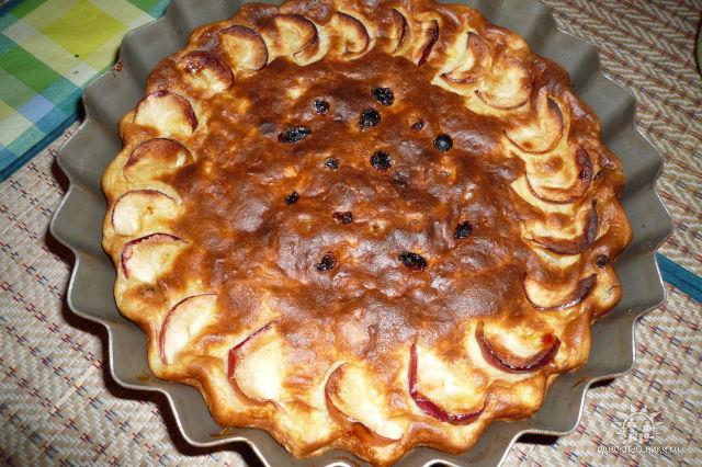 Торт - запеканка (творожно-тыквенная)