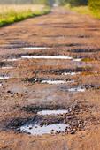 Как получить компенсацию за ямы на дорогах